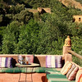 Verstilde Oase in Marokko 3