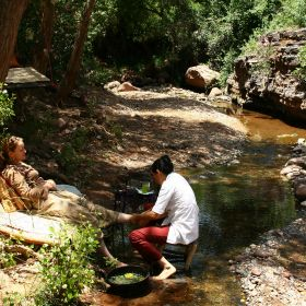 Verstilde Oase in Marokko 15