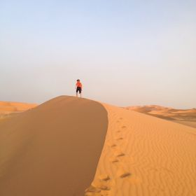 Verstilde Oase in Marokko 13