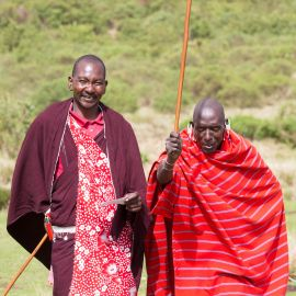 Mindfulness reizen door Tanzania 8