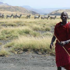 Mindfulness reizen door Tanzania 3