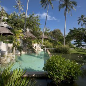 Holistisch paradijs in Thailand: Private Yoga 2