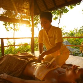 Holistisch paradijs in Thailand: Private Yoga 3