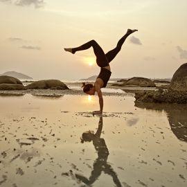 Holistisch paradijs in Thailand: Private Yoga 1