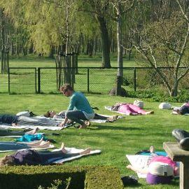Yogaweekend in Zeeland 15