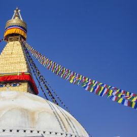 Yoga en Boeddhisme in Nepal 1