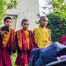 Yoga en Boeddhisme in Nepal 13