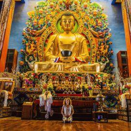 Yoga en Boeddhisme in Nepal 16