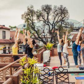 Yoga en Boeddhisme in Nepal 6