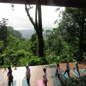 Yoga in Costa Rica 23