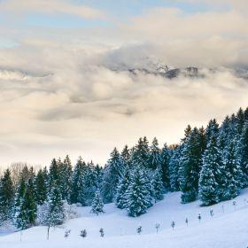 Yoga & Skiën in Italie 3