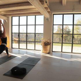 Yoga & Skiën in Italie 19