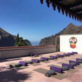 Yoga op Tenerife 2