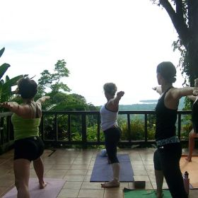 Yoga in Costa Rica 8