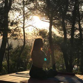 Yoga op Ibiza 13
