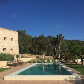 Yoga op Ibiza 1