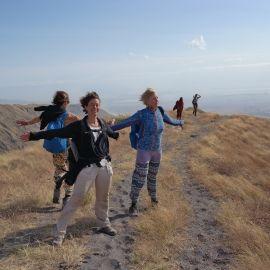 Mindfulness reizen door Tanzania 21