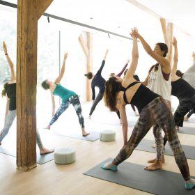 Yogaweekend aan de Hei 9