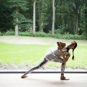 Yogaweekend aan de Hei 1
