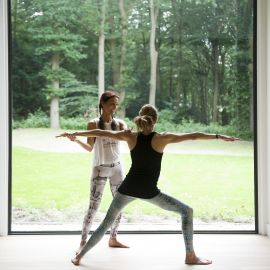 Yogaweekend aan de Hei 10