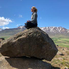 Yoga op IJsland 3
