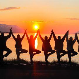Yoga op IJsland 25