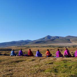Mindfulness reizen door Tanzania 1