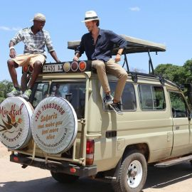 Mindfulness reizen door Tanzania 41