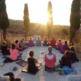 Yoga op Kos 2