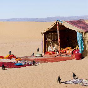 Verstilde Oase in Marokko 18