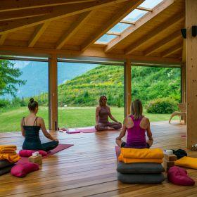 Yogaweek bij het Gardameer 10