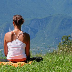 Yogaweek bij het Gardameer 1