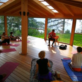 Yogaweek bij het Gardameer 8
