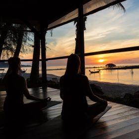 Yoga in Thailand 7