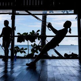 Yoga in Thailand 6