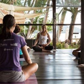 Yoga in Thailand 3