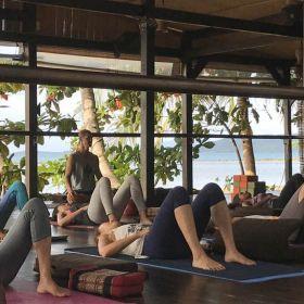 Yoga in Thailand 4