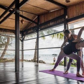 Yoga in Thailand 5