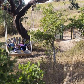 Familievakantie op Ecofarm in Portugal 1