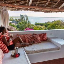 Yoga & Adem op Lamu 4