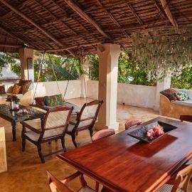 Yoga & Adem op Lamu 14
