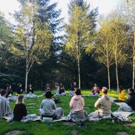 Yogaweekend aan de Hei 29