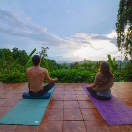 Yoga in Costa Rica 6