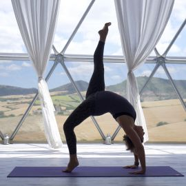 Yoga in Andalusië 1