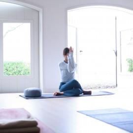 Yogaweekend in Zeeland 1
