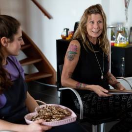 Yoga & Vegan Cooking  3