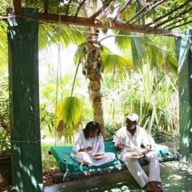 Yoga & Adem op Lamu 1
