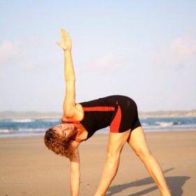 Yoga & Adem op Lamu 3