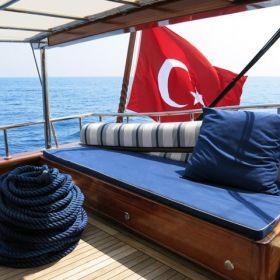 Yogacruise in Turkije 2