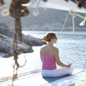 Yogacruise in Turkije 4
